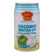 Chef's Choice-Coconut Water with Pulp-330ml