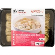 Delico Dim Sum Pork Wan Tan 156g