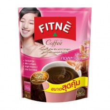 FITNE - Coffee Mix With Collagen 10 X 15g