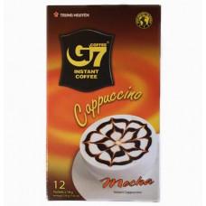 G7 Cappuccino Mocha -12 Sachets