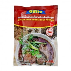 GOSTO Spicy Noodle Soup Powder 208g