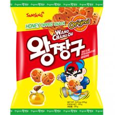 SAMYANG - Honey Dipped Snack (Chang Gu) 115g