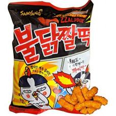 SAMYANG - Hot Chicken Flavour Snack 120g