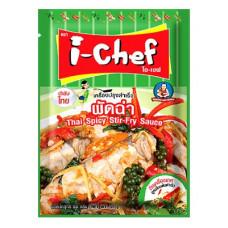 I-CHEF - Thai Spicy Stir Fry Sauce 48x50g