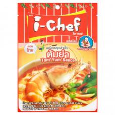 I-CHEF - Tom Yum Sauce 48x50g