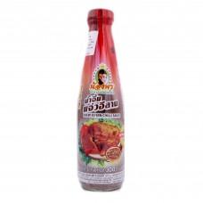 Jaew Esarn Chilli Sauce 300ml - Nongporn