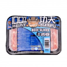 KUNG FU - Hotpot Beef Slice 400g