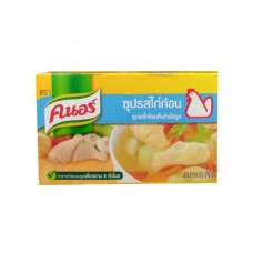 KNORR - Chicken Flavour Stock Cubes 20g