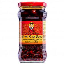 LAOGANMA - Chilli Chicken Oil With Tofu 280g BBF OCT 2021