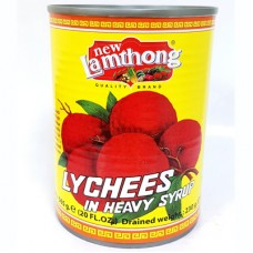 LAMTHONG - Lychees In Heavy Syrup 565g