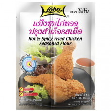 LOBO - Fried Chicken Flour Hot and Spicy 150g