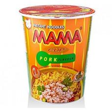 MAMA CUP - Pork Flavour Instant Noodle 70g