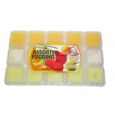 COCON - Assorted Fruit Pudding 15 X 35g