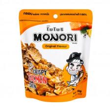 MONORI - Crispy Salmon Skin Original Flavour - 20g