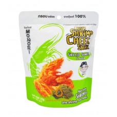 MONORI - Shrimp Cheek Snack  Grilled Seaweed - 25g