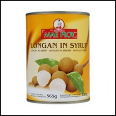 Mae Ploy - Longan In Syrup 565g