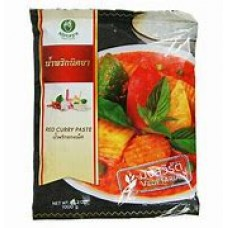 NITTAYA - Vegetarian Red Curry Paste1kg