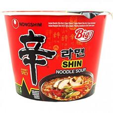 Nongshim (Big Bowl) - Shin Noodle Soup 115g