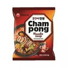Nongshim - Cham Pong Noodle Soup 120g