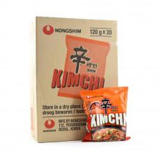 Nongshim - Kimchi Ramyun Noodle Soup Case 20X120g
