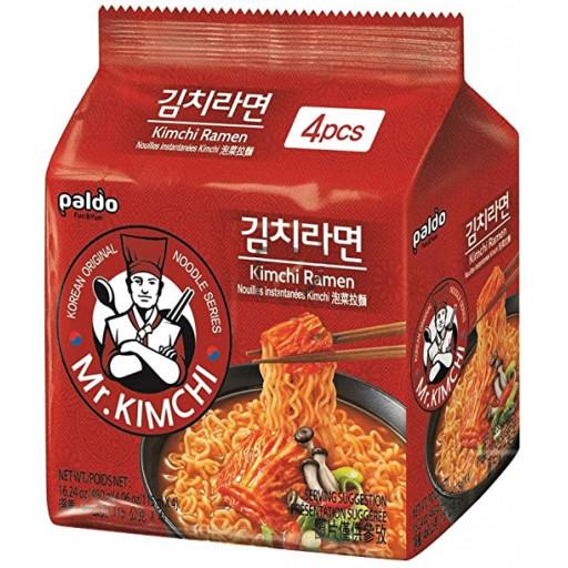 PA Mr Kimchi Noodle 4X115g