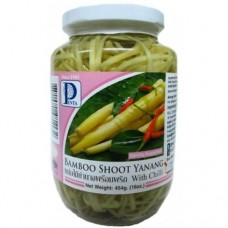 PENTA - Bamboo Shoot Strips With Yanang And Chilli 454g