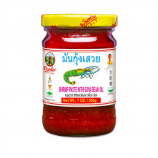 Pantai - Shrimp Paste With Soya Bean Oil 200g (BBF 01.04.21)