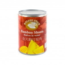 Golden Swan Bamboo Shoot Halves In Water540g