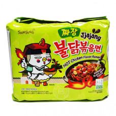 Samyang Ramen Hot Chicken Jjajang 5 x 130g