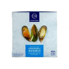 Greenshell Mussels 1kg - Sanford