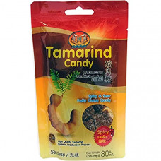 Seahorse Tamarind Candy Ball - Spicy 80g