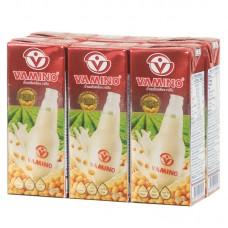 Vamino Regular Soymilk - Tetra Pack 6x250ml