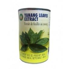 Yanang Leaves Extract 400ML -XO