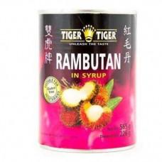 TIGER TIGER - RAMBUTAN IN SYRUP 565G