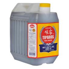 TIPAROS - Fish Sauce 4500ml