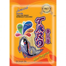 Taro Fish Snack BBQ Flavour 36X52g