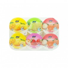 TENTEN - Mixed Fruit Jelly Pudding 6X80g