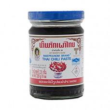 Thai Chilli Paste 24x228g - MAE PRANOM