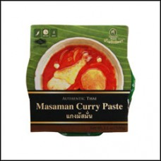 NITTAYA - MASSAMAN CURRY PASTE 100G