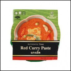 NITTAYA - RED CURRY PASTE 100G