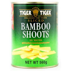 Tiger Tiger - Bamboo Shoots (Sliced) In Water 560g