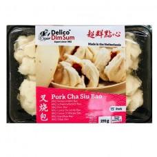 Delico - Pork Cha Siu Bao 270g