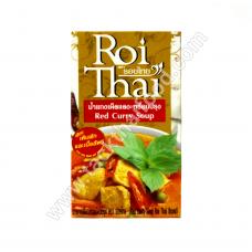ROI THAI RED CURRY SOUP 250ML