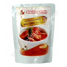 SMILING FISH  RED CURRY 250G
