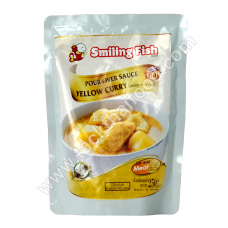 SMILING FISH  YELLOW CURRY 250G