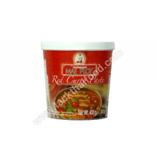 MAE PLOY - Red Curry Paste 24x400g