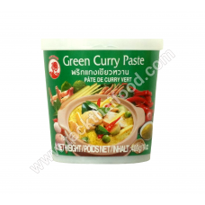 COCK BRAND - Green Curry Paste - 400g