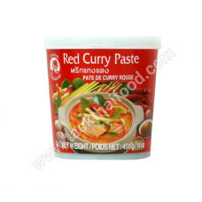 COCK BRAND - Red Curry Paste - 400g