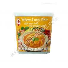 COCK BRAND - Yellow Curry Paste - 400g