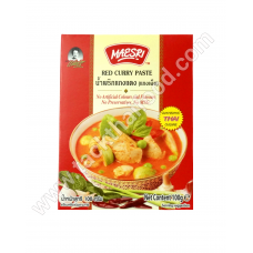 MAESRI Red Curry Paste 100g